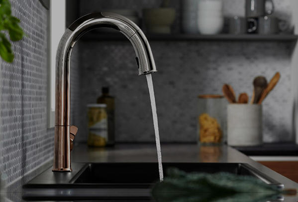 How to remove the kitchen faucet and replacing the faucet?