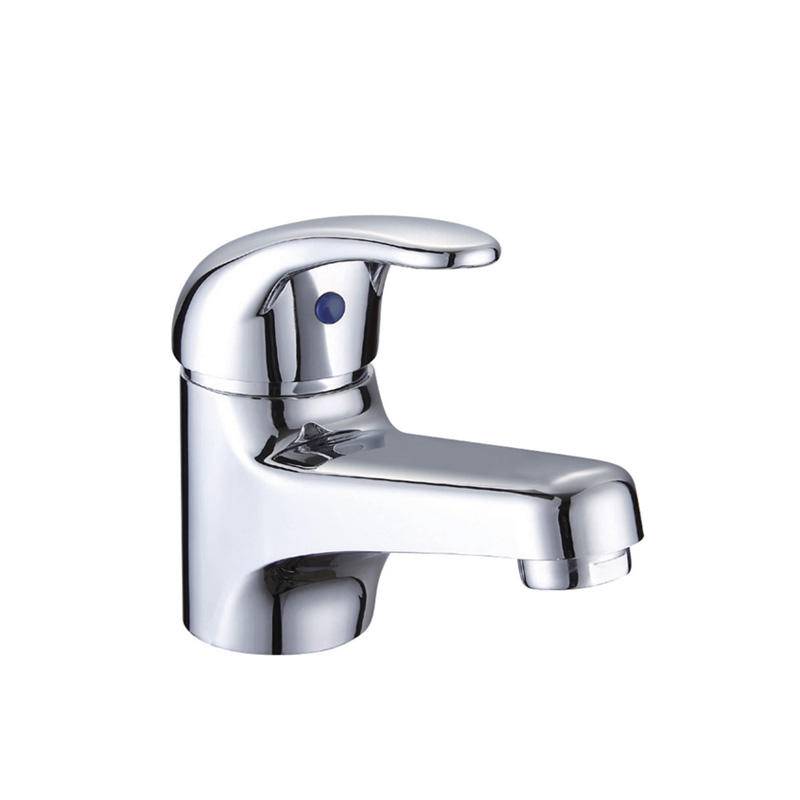 Hot Sale Brushed Basin Faucet Concealed Wall Mounted Basin Hot Cold Water Bath F1077